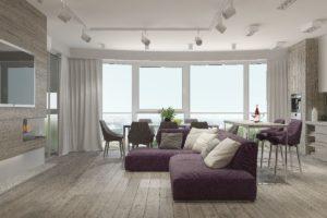 Дизайн интерьера 120 м2, ЖК Заречный, фото 12