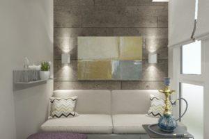 Дизайн интерьера 120 м2, ЖК Заречный, фото 14
