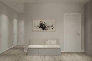 Дизайн интерьера 120 м2, ЖК Заречный, фото 18