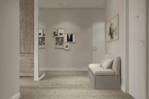 Дизайн интерьера 120 м2, ЖК Заречный, фото 19