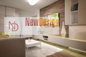 Дизайн интерьера Крюковщина, ЖК Евромисто, 66.8.м2, фото 17