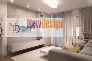 Дизайн интерьера Крюковщина, ЖК Евромисто, 66.8.м2, фото 23