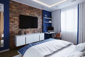 Дизайн интерьера от Newdesign в ЖК РиверСтоун г. Киев - фото №13