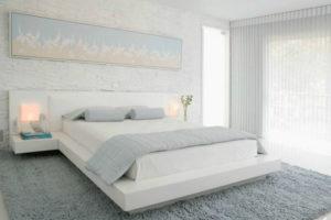 белый цвет в интерьере - фото 19