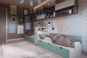 Дизайн интерьера от Newdesign в ЖК Лико Град г. Киев - фото №1