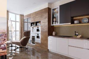 Технический дизайн квартиры киев