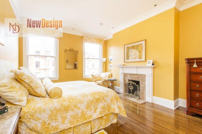 Психологическое воздействие желтого цвета в интерьере - фото 2