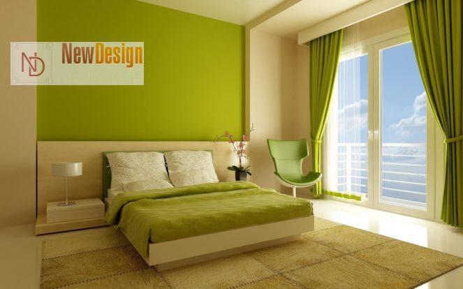 Психологическое воздействие зеленого цвета в интерьере - фото 2
