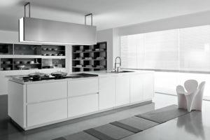 серый цвет в интерьере - фото 25