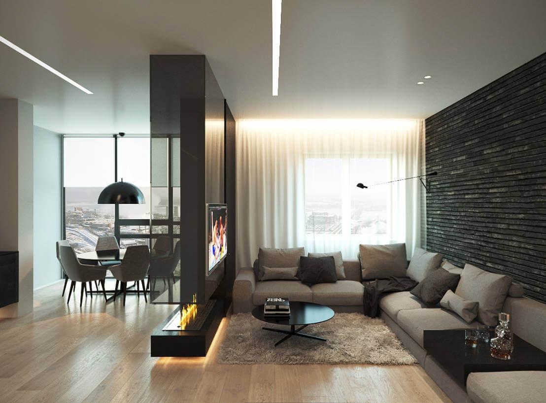 Цены на ремонт квартир за квадратный метр 1м2 под ключ