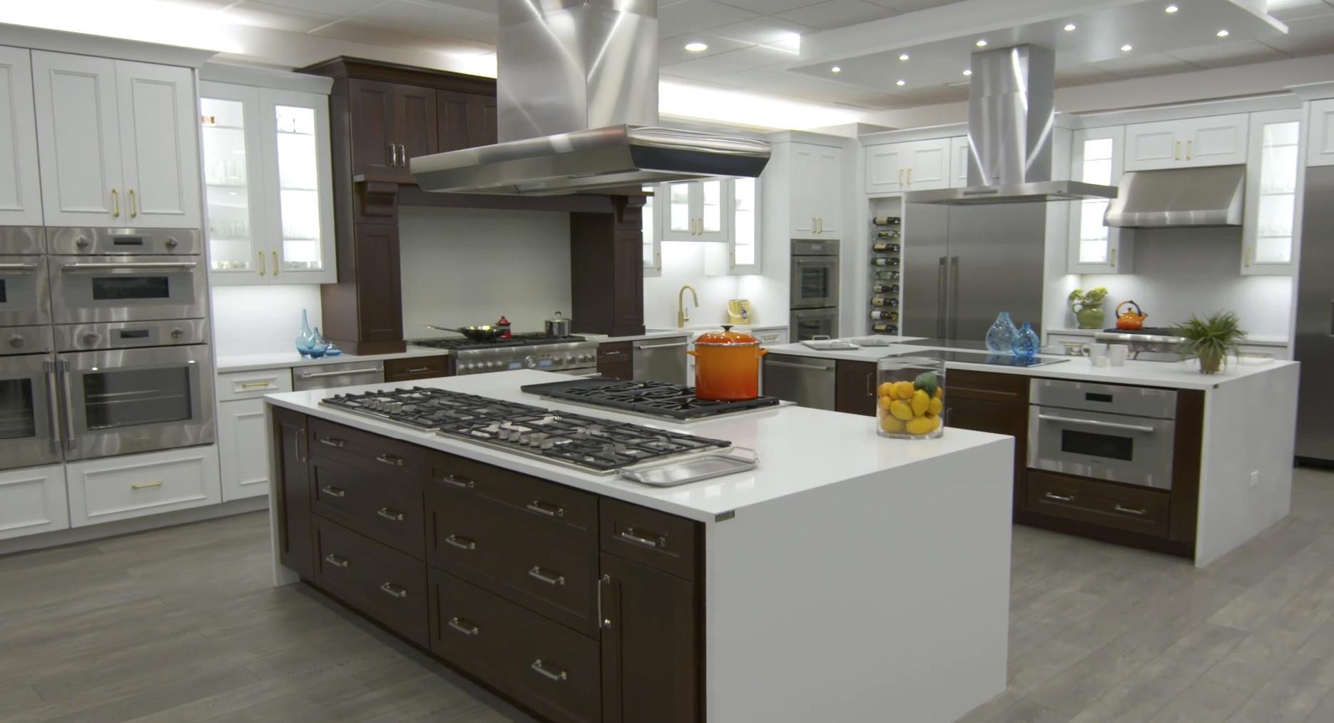 Премиальный дизайн кухни