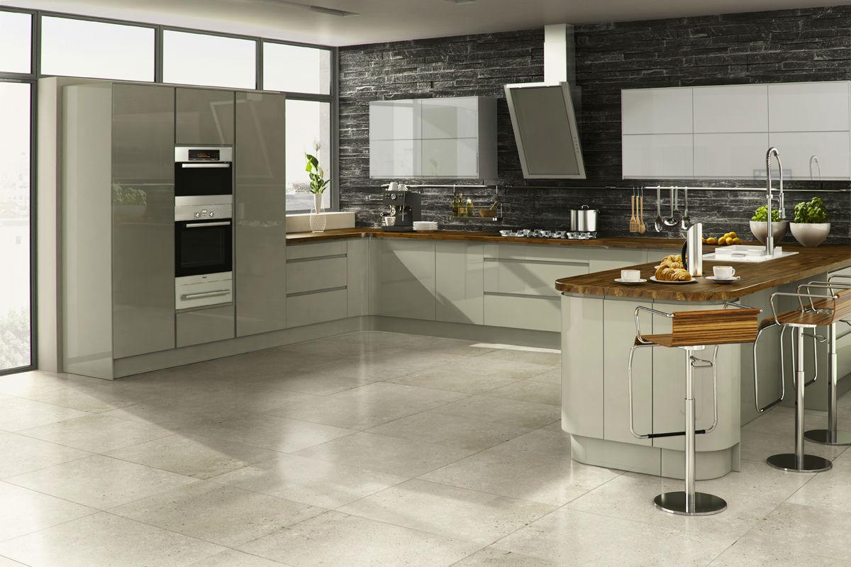 Модерновый дизайн кухни