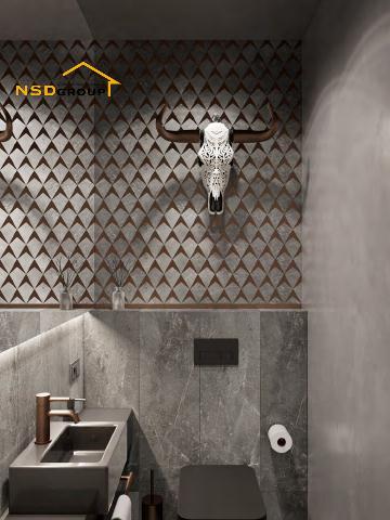 современный дизайн ванной 2021